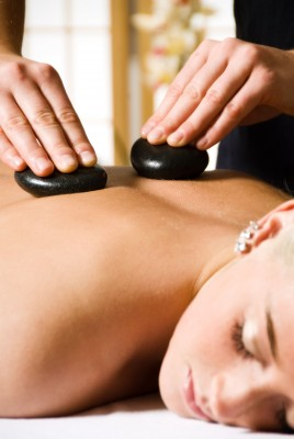 Hot Stone Message Therapy with Sarah Nottingham RMT